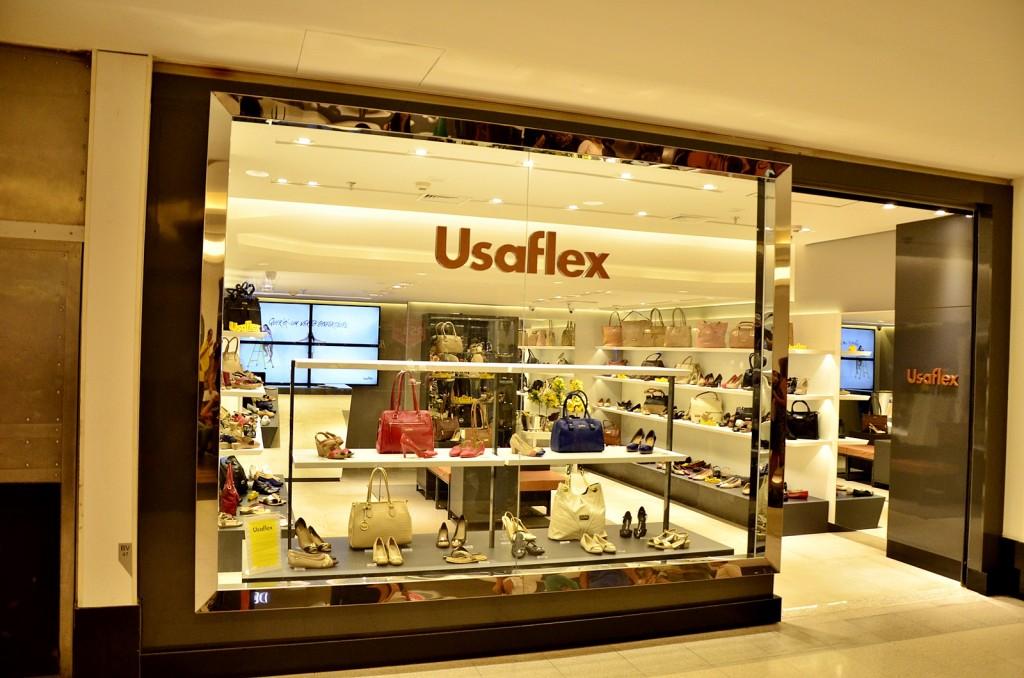 fe812aac8d Usaflex chega ao Litoral Paulista  Marca de moda e conforto inaugura loja  no Litoral Plaza Shopping